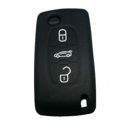 Citroen Silicone Key Cover Case - Replacement Key Cases from www.keycasereplace.co.uk