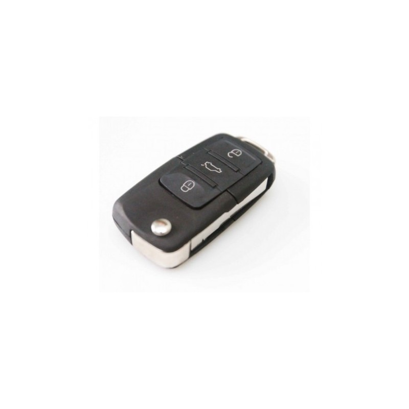 Seat 3 Buttons Remote Key Shell Replacement Seat Key