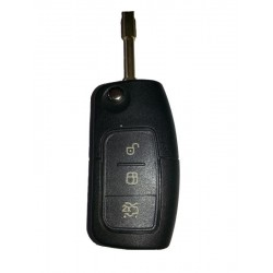 Mondeo Remote Key Shell - Replacement Key Cases from www.keycasereplace.co.uk