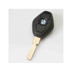 BMW Remote Key Blank - Replacement Key Cases from www.keycasereplace.co.uk