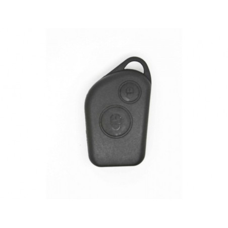 Citroen Elysee 2 Button Remote Case