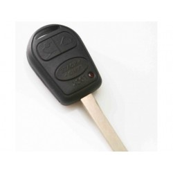Land Rover 3 Button Remote Key Shell - Replacement Key Cases from www.keycasereplace.co.uk