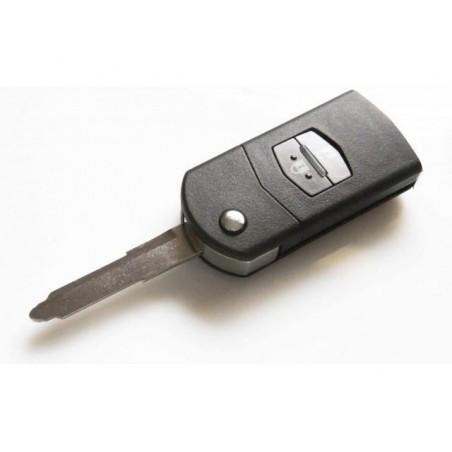 Mazda Original 2 Button Flip Key Case