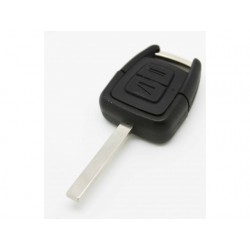 Vauxhall 2 Button Remote Key Shell - Replacement Key Cases from www.keycasereplace.co.uk