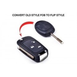 Ford Focus Flip Modified Remote Key Shell - Replacement Key Cases from www.keycasereplace.co.uk