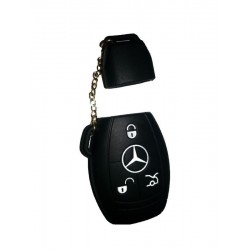 Mercedes Silicone Key Cover - Replacement Key Cases from www.keycasereplace.co.uk