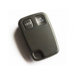Volvo 2 Button Remote Cover - Replacement Key Cases from www.keycasereplace.co.uk