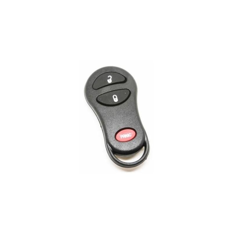 Chrysler 2+1 Button Remote Case