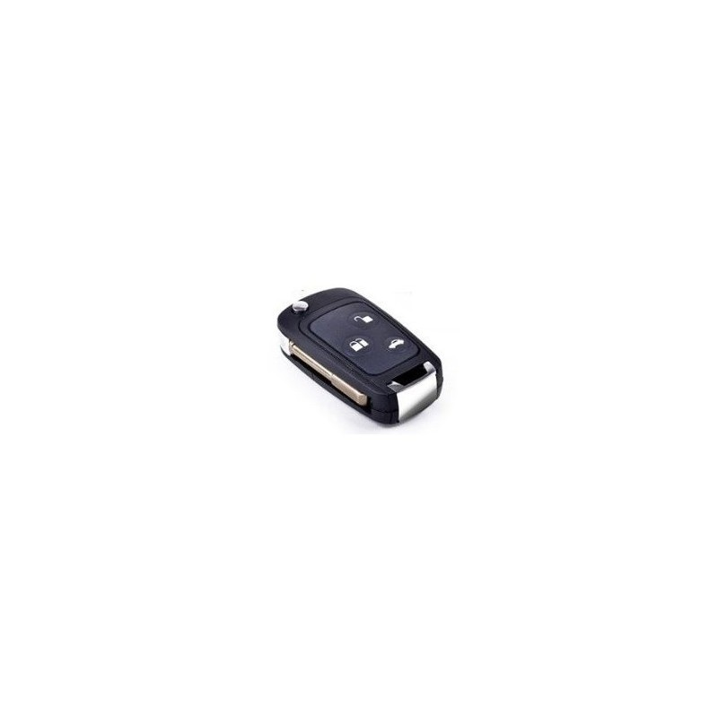 Ford Focus Flip Modified Remote Key Shell