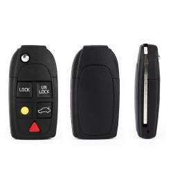Volvo 5 Button Remote Key Cover