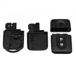 Nissan 2 Button Remote Case