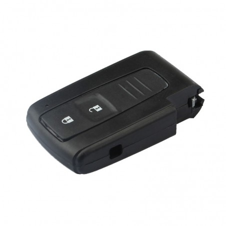 Toyota Prius 2 Button Smart Key Case