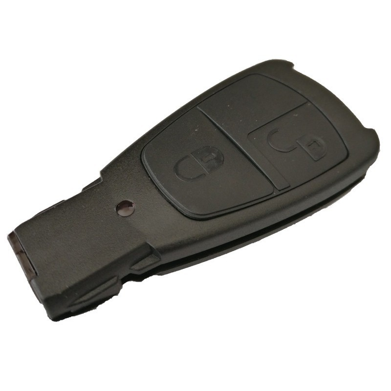Mercedes Benz 2 Button Smart Key Case