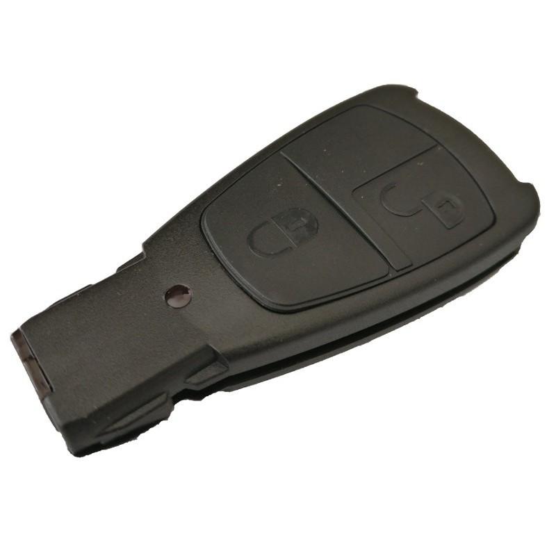 Mercedes Benz 3 Button Smart Key Case | Replacement Mercedes Key Case
