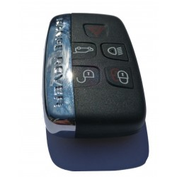 Range Rover 4+1 Button Key Case