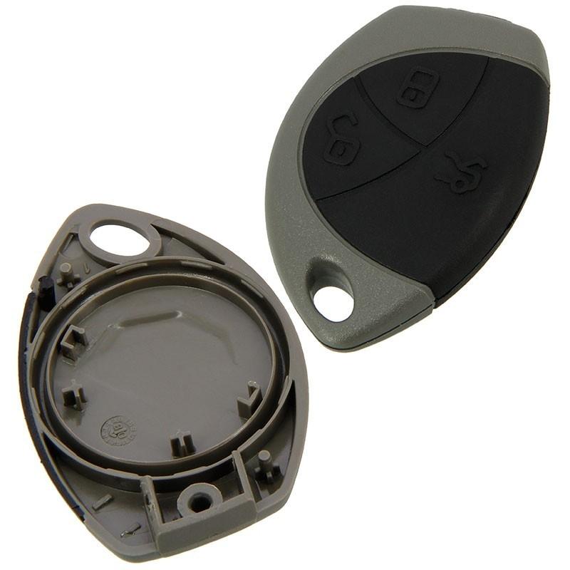 Cobra 4198 Case 3 Buttons
