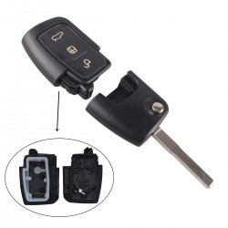 Focus Remote Key Shell - Replacement Key Cases from www.keycasereplace.co.uk