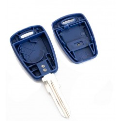 Fiat 1 Button Remote Key Shell - Replacement Key Cases from www.keycasereplace.co.uk