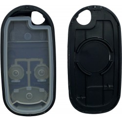 Honda 3 Button Remote Key Case - Replacement Key Cases from www.keycasereplace.co.uk