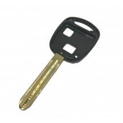 Toyota 2 Button Remote Key Fob Case - Replacement Key Cases from www.keycasereplace.co.uk